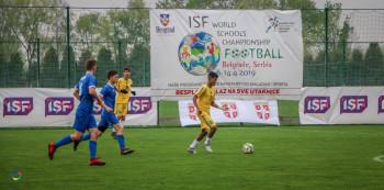 Futbal: Striebro zo svetového školského šampionátu v Belehrade je doma