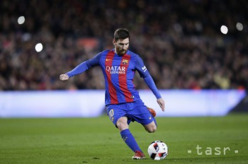 VIDEO: Vďaka Messiho gólu z penalty Barcelona nestratila cenné body