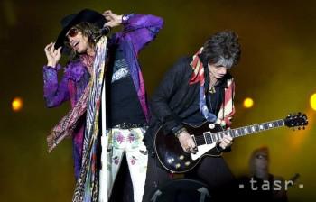 Skupina Aerosmith odohrala v Bostone koncert zdarma