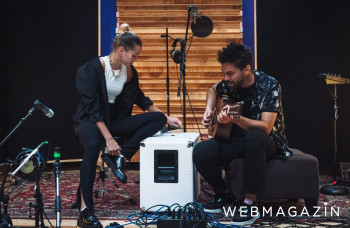 Adam Ďurica naspieval s Emmou Drobnou novinku Naše hriechy