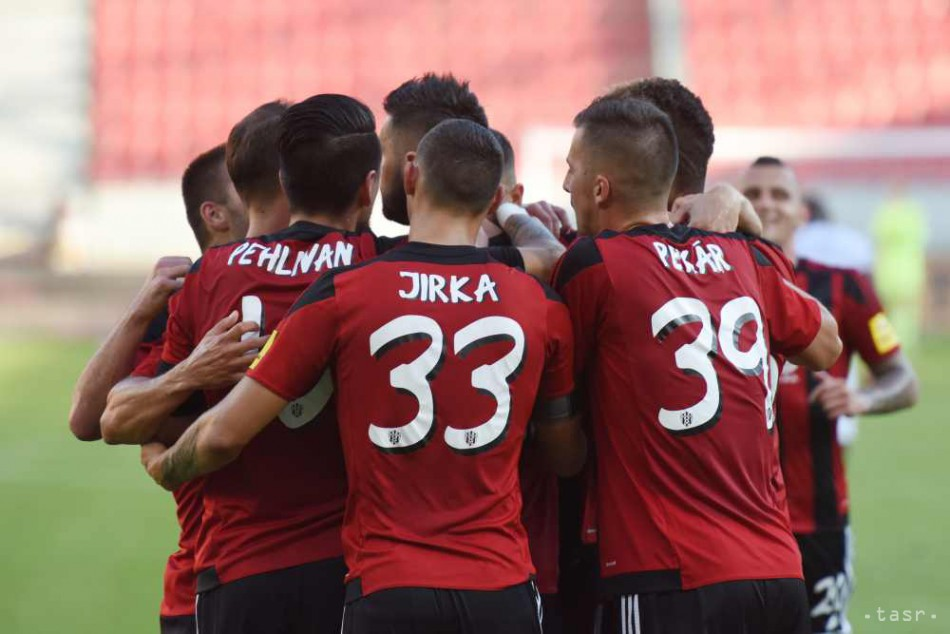 1cb3feb298272 Fortuna liga pokračuje, trnavský Spartak privíta lídra z Nitry