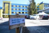 Stan ako miesto prvého kontaktu pred nemocnicou v