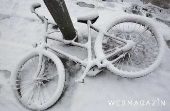 Extrémy v počasí: Čo spôsobuje aprílový sneh?