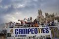 VIDEO: Hráčov Realu vítali v Madride desaťtisíce fanúšikov