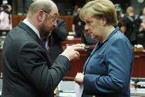 FOTO A VIDEO: Bude mať Nemecko kancelára či opäť kancelárku?