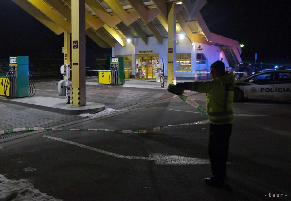 VIDEO: Prepadli čerpaciu stanicu, zamestnanec pumpy je vážne zranený