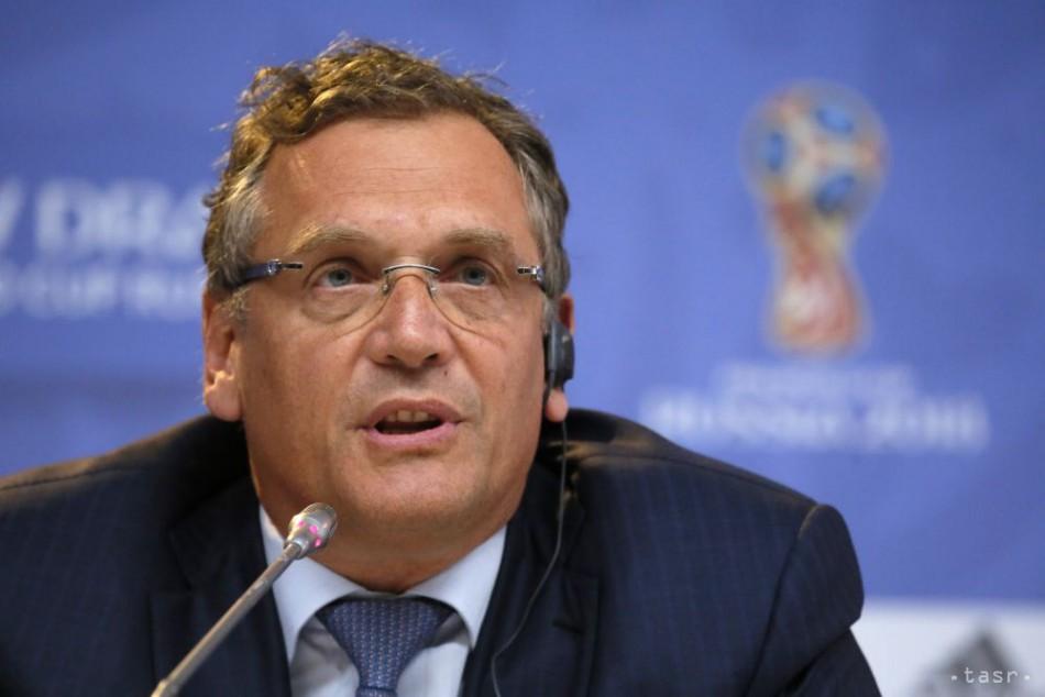 Etická komisia FIFA udelila Valckemu 12-ročný trest zákazu činnosti