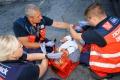Prvá pomoc môže pri pracovnom úraze zachrániť život