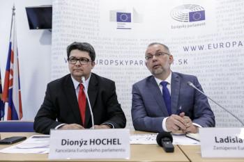 Štartuje roadshow, podujatia majú pomôcť zvýšiť účasť v eurovoľbách