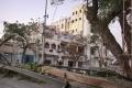 Pri bombovom útoku na reštauráciu v Mogadiše zahynuli traja ľudia