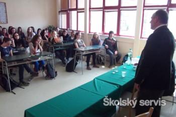 Deň Zeme v Gymnáziu A. Sládkoviča v Krupine