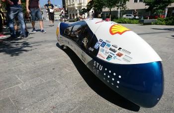 Slovenskí študenti súťažia so svetom o najlepšie úsporné vozidlá