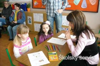 Budúci prváci sa do školy tešia