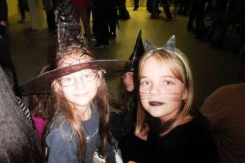 Halloweenska diskotéka