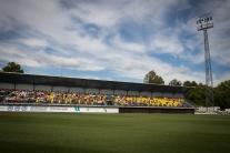 Otvorenie zrekonštruovaného štadióna v Žiari nad H