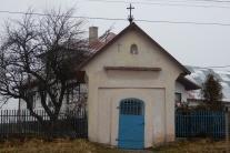 kaplnka z 19. storočia v Babíne