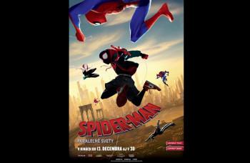 Kto je slovenským Spider-Manom?