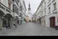 Ulice vyľudnenej Bratislavy a Prahy priblíži výstava Mestá bez nás