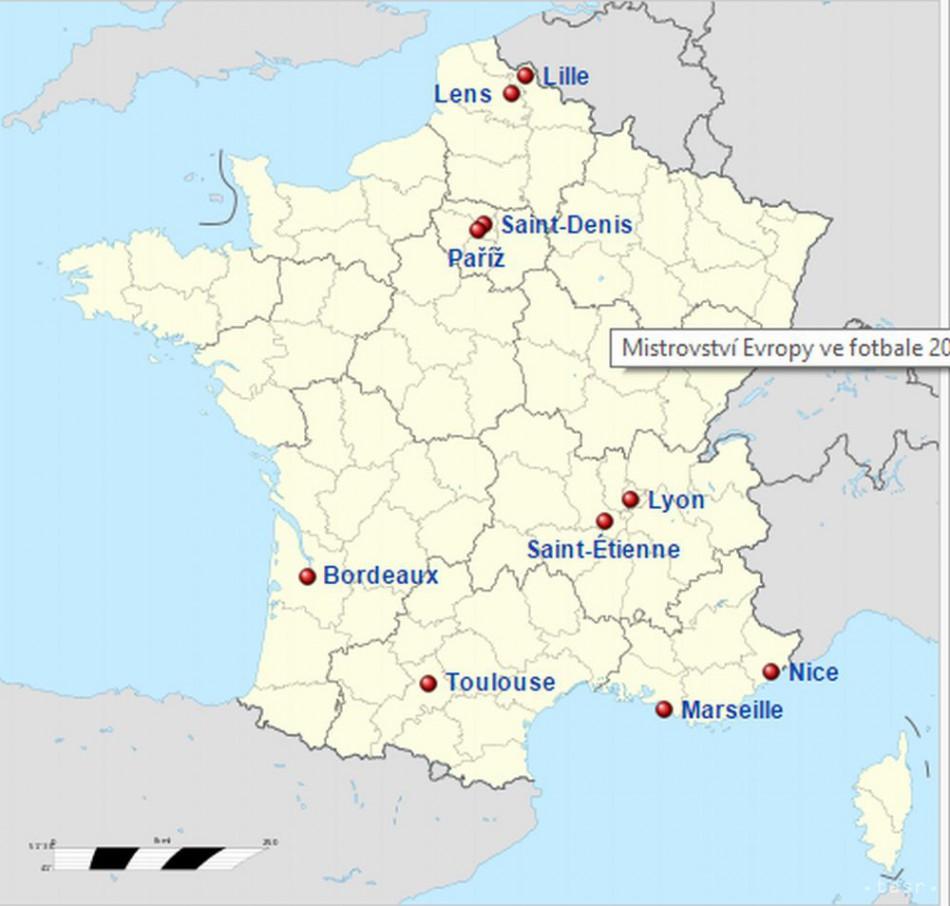 5c11fc41a1f34 Od A po Z. Pozrite si abecedu európskeho šampionátu vo Francúzsku