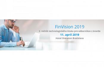 FinVision 2019:Automatizácia dokáže firmy odbremeniť a umožniť im rásť