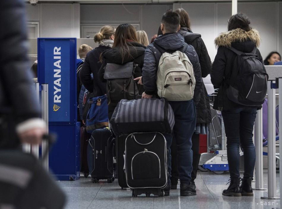 369883f9689d0 Ryanair mení od pondelka pravidlá pri preprave príručných batožín
