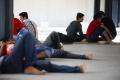 Migračný tlak v Maďarsku: Utečenci držia protestnú hladovku