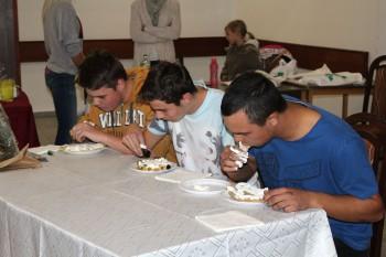 Palacinka festu sa zúčastnili aj žiačky OA v Šuranoch