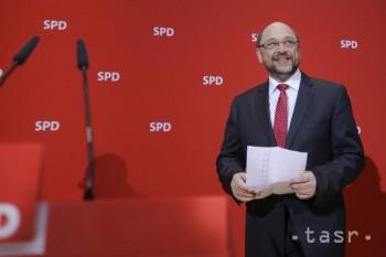 Líder SPD Martin Schulz odštartoval predvolebnú kampaň