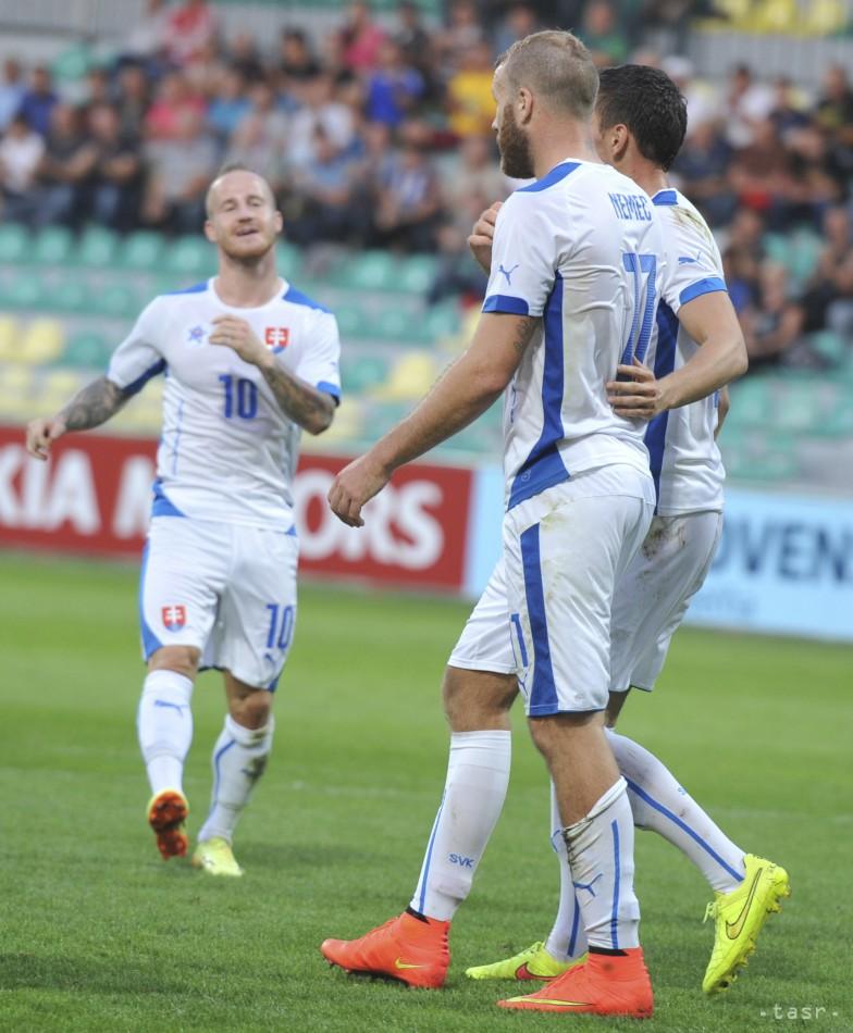 174f77cc546df Slováci sa na Ukrajinu naladili víťazne, Maltu zdolali v príprave 1:0