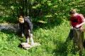 Dobrovoľníci z takmer 40 miest a obcí dnes čistili brehy Dunaja
