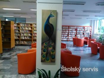 Knižnica opäť v obraze