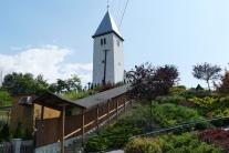 Kotešová, kostol