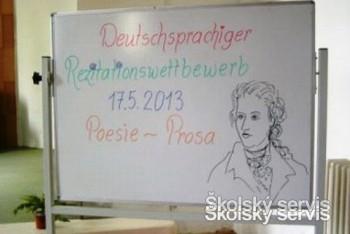 Celoslovenské kolo v prednese poézie a prózy v nemeckom jazyku