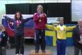 I. Horná vytvorila európske rekordy na svetovom šampionáte v USA