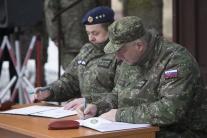 EUNAVFOR MED Sophia II, vojenská polícia, Hronsek
