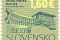 Kúpalisko Zelená žaba sa dostalo na poštovú známku