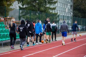 Viacúčelový športový areál PU bude slúžiť študentom i verejnosti