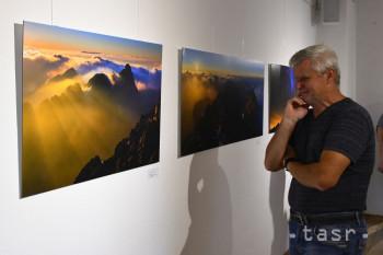 Jubilejná výstava M. Kapustu mapuje krásy Tatier a Slovenského krasu