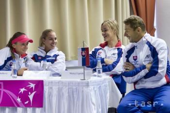 Fed Cup: Žreb rozhodol, Slovenky privítajú v baráži Kanadu