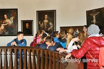 Na Budatínskom hrade predstavili deťom legendu o zamurovanej Kataríne