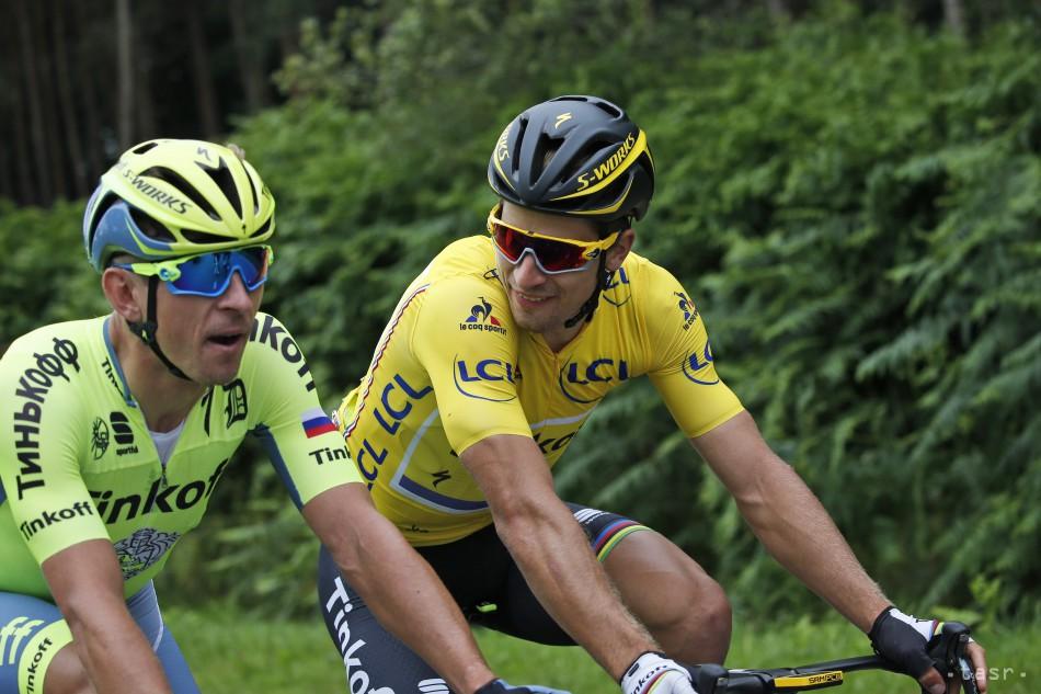 2a7e4ad8a798e Cavendish vyhral 3. etapu, Sagan bol štvrtý a udržal si žltý dres