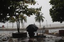 Cyklón Nisarga zasiahne Arabské more