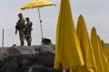 Pre podozrenie z terorizmu zadržali na Sicílii dvoch Sýrčanov