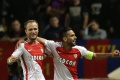 Monaco zvíťazilo nad Bordeaux, hetrik Falcaa