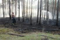 Požiar