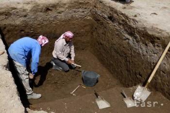 Britskí archeológovia objavili veľký staroveký komplex pri meste Ur