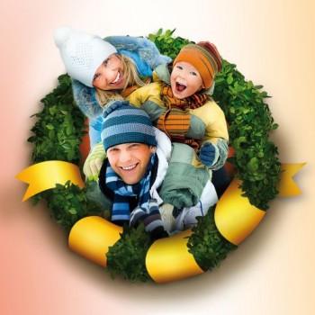 Športová Familiáda 2014 - zimné hry pre celú rodinu