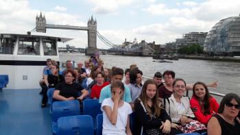 Boli sme v Londýne…