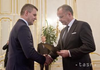 Prezident prijal demisiu ministra školstva a vymenoval jeho nástupcu