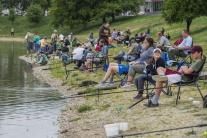 rybárstvo preteky Bratislava Kuchajda rybár